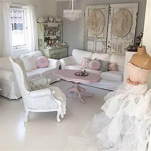 Shabby And Charme : best 25 romantic shabby chic ideas on pinterest romantic room decoration shabby chic rooms ~ Farleysfitness.com Idées de Décoration