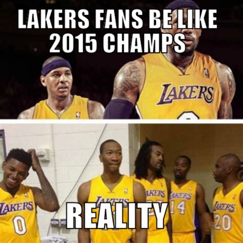 Lakers Meme - lakers 2015 meme gallery