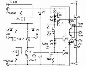 400 Watt Mosfet Operational Amplifier