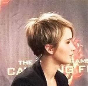 Jennifer Lawrence Pixie Hair. . . . I .LOVE HER EVEN MORE ...