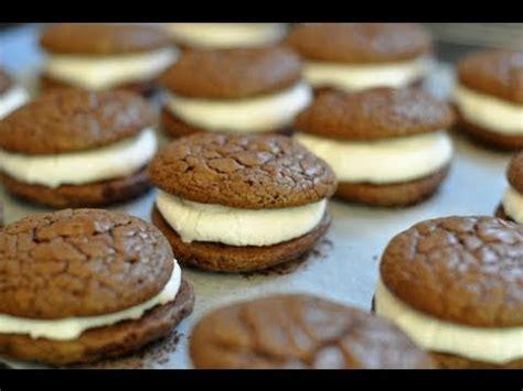 recette des whoopie cakes les petits g 226 teaux am 233 ricains