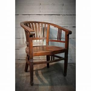 Fauteuil Années 50 : fauteuil colonial betawi ann es 50 ~ Dallasstarsshop.com Idées de Décoration