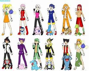 Human Sonic Characters