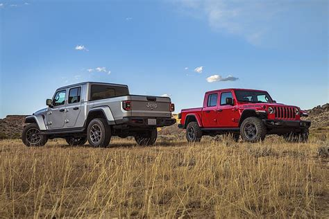 2020 Jeep Lineup by 2020 Jeep Gladiator Truck Everything You Need To