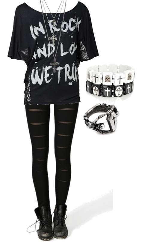 311 best images about Punk rock outfits on Pinterest | Grunge outfits Grunge style and Disney ...