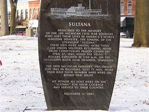 The Civil War Picket  Sultana Disaster Took Lives Of Those