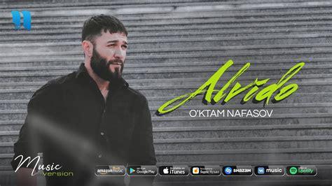 O'ktam Nafasov - Alvido (audio 2020) - YouTube