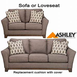 couch replacement cushion covers With ashley furniture replacement seat covers