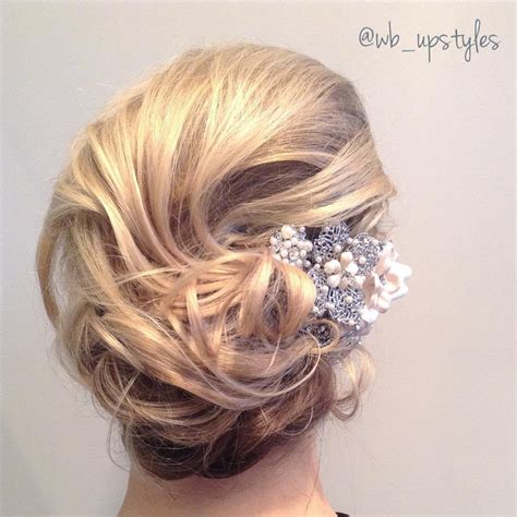Updo Hairstyles For Hair by 35 Wedding Updos For Medium Hair Wedding
