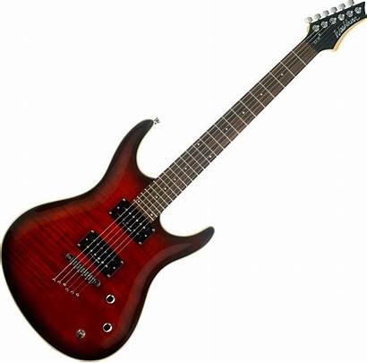 Guitar Electric Washburn Rx Rx30 Sunburst Flame