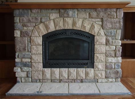 bayfield limestone cultured stone  walls cast