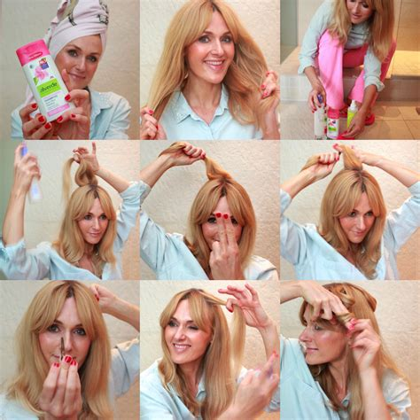 schnelle locken ohne hitze hair how to waves with no heat wellen im haar ohne hitze nowshine