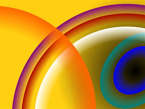 abstract powerpoint abstract circles backgrounds abstract design orange templates free ppt grounds and powerpoint