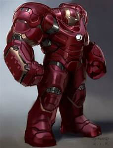 Check Out Unused 'Hulkbuster' And 'Ultron' Designs From ...