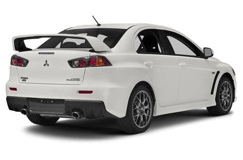 Mitsubishi Lancer Evolution 2014 by 2014 Mitsubishi Lancer Evolution Price Photos Reviews