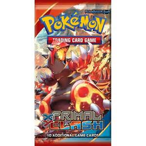 pokemon pokemon sealed booster box 36 packs xy primal clash p