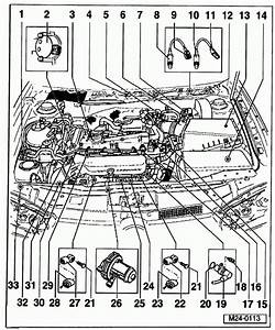 1996 Jetta Engine Diagram