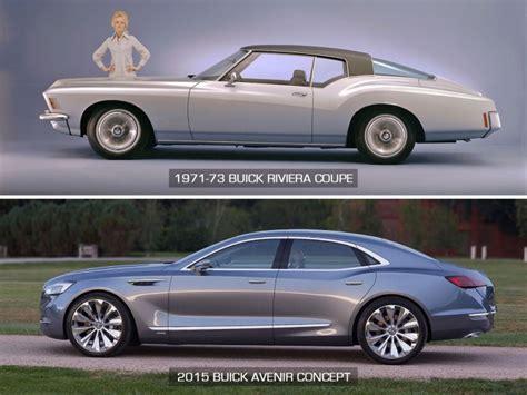 2015 Buick Coupe by Buick Avenir Concept Car Design