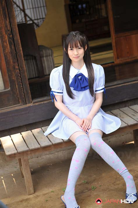 Babe In A School Uniform