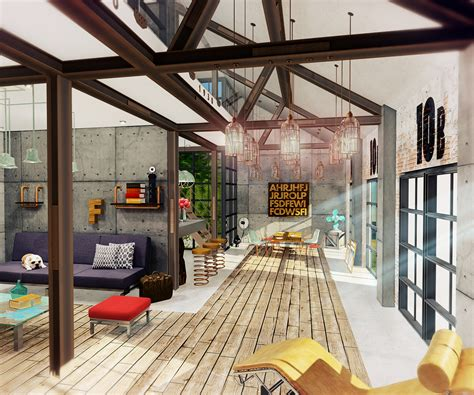 industrial loft architect magazine