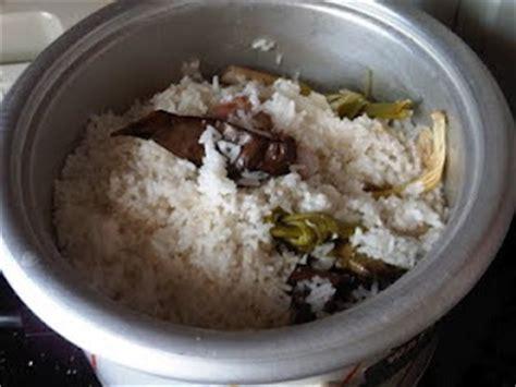 membuat nasi uduk enak menu buka puasa