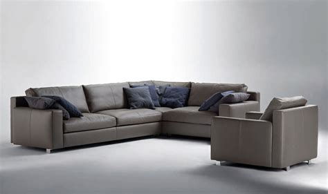 Armchair And Sofa Massimosistema By Poltrona Frau