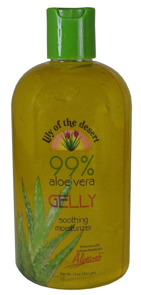 Lilly of the Desert Aloe Vera Gelly - Aloe Vera for Hair