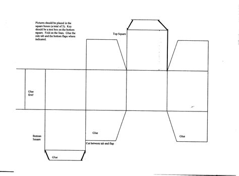 free box templates box template printable activity shelter