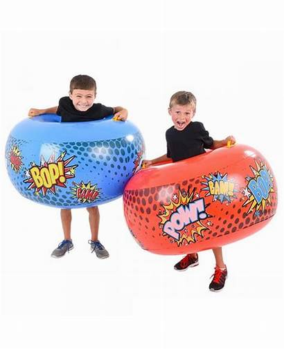 Inflate Bumper Bumpers