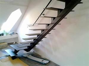 Escalier Metal Prix : escalier tout m tal metal concept escalier ~ Edinachiropracticcenter.com Idées de Décoration