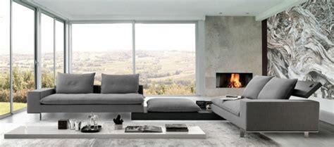 canapé moderne design le canapé design italien en 80 photos pour relooker le salon