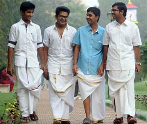 Mundu (Veshti -Lungies -Kaily) - Traditional Dress of Kerala