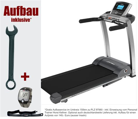 fitness laufband t3 fitness t3 go laufband inkl aufbau und trainer professionell fitness