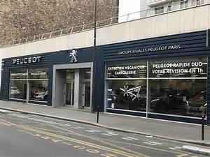 Peugeot PSA Retail Paris Grenelle Concessionnaire Garage