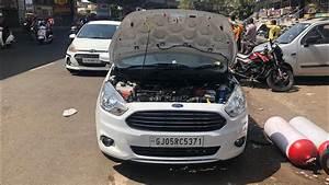 Ford Figo Aspire 2019 Cng