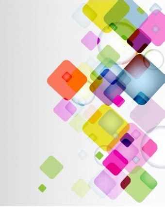vector abstract squares background vector art ai svg