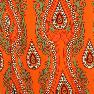 Related Keywords & Suggestions for orange paisley