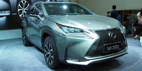 Modifikasi Lexus Nx by Ini Harga Dan Spesifikasi Lexus Nx Untuk Indonesia