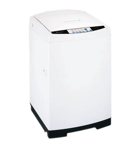 ge spacemaker extra large capacity portable washer  stainless steel basket wslpawh