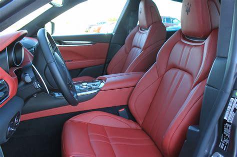 maserati levante interior back seat 100 maserati levante interior back seat 2017