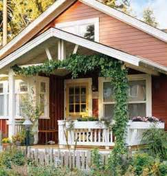 Small Cottage with Front Porch