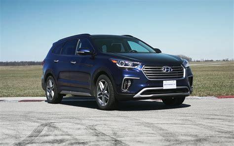 The hyundai santa fe (korean: First Drive: 2017 Hyundai Santa Fe XL - The Car Guide