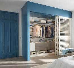 comment faire un placard dans une chambre comment faire un dressing dans une chambre maison design
