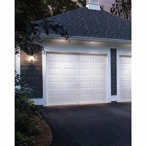 clopay value plus series 9x7 185sp home depot canada With 9x7 garage door prices