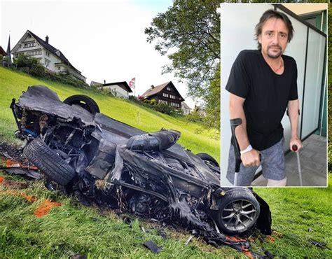 Richard Hammond Has Escaped Death Twice