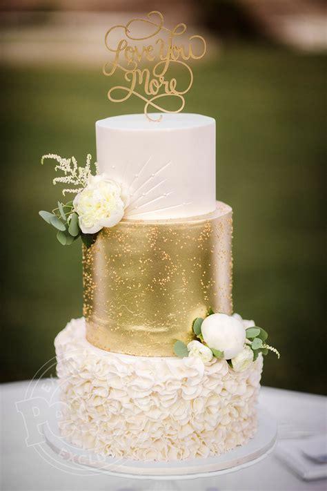 Corbin Bleu Wedding Cake See The Three Tiered Beauty