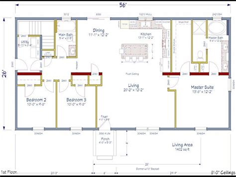 house plans with open kitchen small open concept floor plans open concept kitchen living