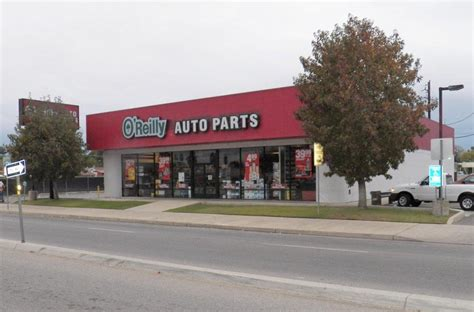 O'reilly Auto Parts In Bakersfield, Ca