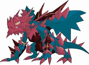 Mega Druddigon by TRXPICS on DeviantArt