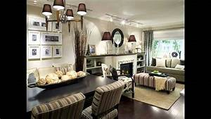 Living, And, Dining, Room, Ideas